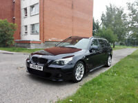 BMW 535d M SPORT Fully Loaded , Excellent Condition Inside and Outside