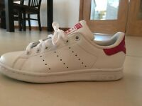 Adidas Stan Smith Pink Size 5
