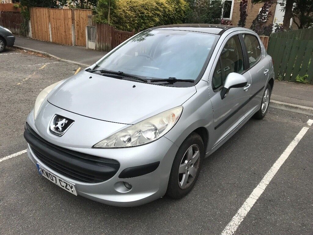 Peugeot 207 Fuse Box Fault Wiring Library 14 Petrol Silver 07 Plate 59000 Miles