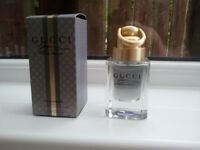 Genuine Gucci made to measure 50ml (boxed not wrapped)