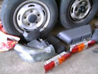 ford transit mk6 parts LOOK