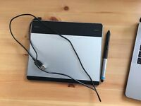 WACOM INTUOS CTH -480 pen & touch tablet