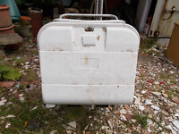 Roof/ rear carry box .For rear of camper van made by Flamma .Ultra box