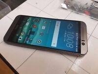 HTC ONE M9, UNLOCKED, VGC