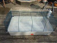Ferplast Small Mammal Cage Units M & L sizes- Guinea Pig, Hedgehog, Dwarf Rabbit etc
