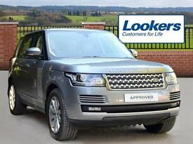 Land Rover Range Rover SDV8 VOGUE SE (grey) 2013-03-01