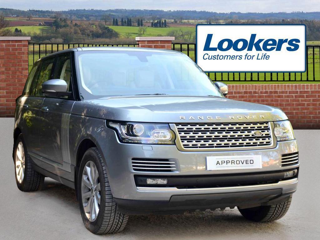 Land Rover Range Rover SDV8 VOGUE SE (grey) 2013-03-01