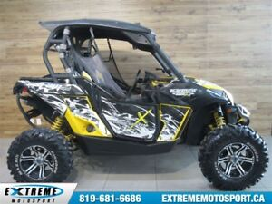 2013 Can-Am Maverick 1000R KIT TURBO  68$/SEMAINE