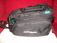 Post pack (saddlebag) expandable, fits on saddle post, self supporting. £20