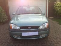 Ford Fiesta 1.25 Freestyle 2001 only (24,000mls) 1 Owner £950