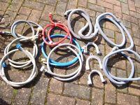 Hoses for washing machines/dishwashers etc