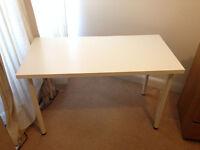 IKEA Linmon/Adils office desk incl. legs (120cm x 60cm)