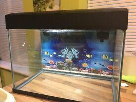 Fish Tank 48 Ltr