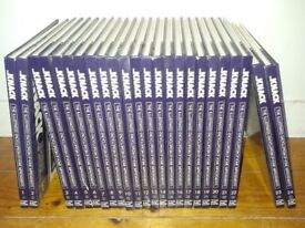 The Knack. DIY manuals. Complete set of 24 volumes.