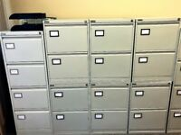 Quality Triumph/Silverline filing cabinets