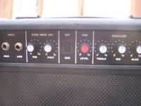 Pro Sound GA20 Electric Guitar Amplifier.