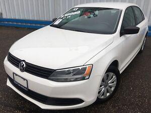 2013 Volkswagen Jetta Trendline *HEATED SEATS*