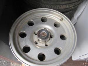 4---17 in Pollished Alloys---5 x 139.7mm