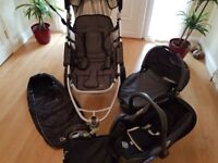 Quinny Buggy with Travel System in Very Good Condition