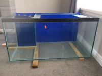 400 litre fish tank with sump