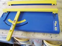 joblot worktop jig and circular saw guide