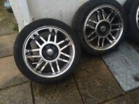 Seat Leon cupra alloy wheels