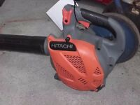 HITACHI petrol blower ex-display clearance