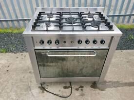 Gas Cooker 5 hob