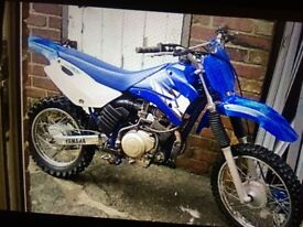yamaha ttr125 field bike scrambler trail bike yamaha 125