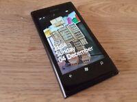 Nokia 800 on EE
