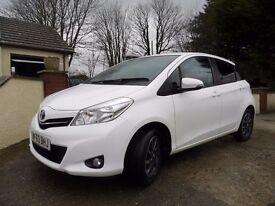 Toyota Yaris 2013 43k Very clean tidy car. £30 road tax, high spec