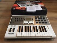 M audio axiom air 25 keyboard / controller