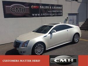 2011 Cadillac CTS PREMIUM  NAV CAM ROOF *CERTIFIED*