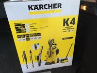Brand new Karcher Pressure Jet Wash Washer K4 Full Control