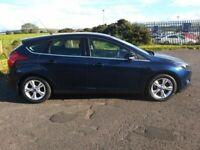 Ford, FOCUS, Hatchback, 2012, Semi-Auto, 1596 (cc), 5 doors