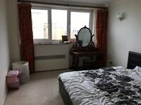 Ensuite double bedroom to rent with sea view