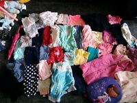 Girls clothing size 4-5&5-6 years next etc