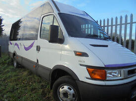 Iveco Panoramic Motor home