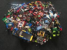 Huge amount of Genuine Quality Lego 6kg approx