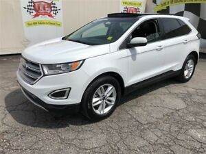 2017 Ford Edge SEL,Navigation, Leather, Panoramic Sunroof, AWD