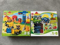 2 x Lego Duplo sets