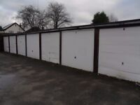 LOCK UP GARAGE TO LET IN HATTON