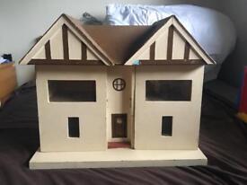 Vintage Dollshouse