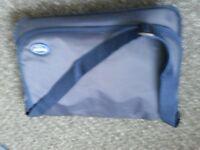 Baby changing bag & changing mats