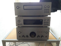 Wharfedale HIFI - amplifier - CD - tuner