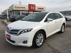 2014 Toyota Venza Limited AWD