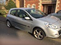 Renault Clio I music 2011