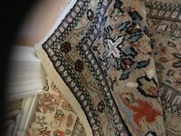 X 2 very large, hand loomed and knotted, Traditional Persian Rugs for sale
