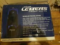 John Letters Travel Golf Bag