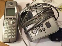 Panasonic Cordless telephone with answer machine